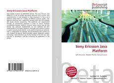 Обложка Sony Ericsson Java Platform