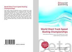 Обложка World Short Track Speed Skating Championships