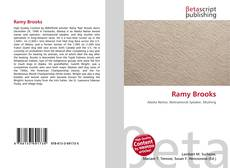 Couverture de Ramy Brooks