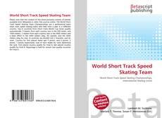 Couverture de World Short Track Speed Skating Team