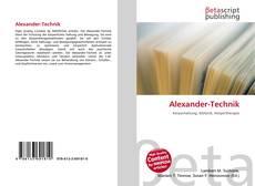 Alexander-Technik kitap kapağı