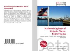 Bookcover of National Register of Historic Places, Pennsylvania