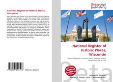 Buchcover von National Register of Historic Places, Wisconsin