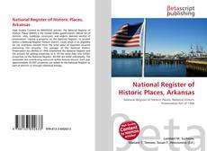 Bookcover of National Register of Historic Places, Arkansas