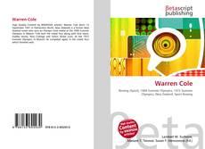 Warren Cole kitap kapağı