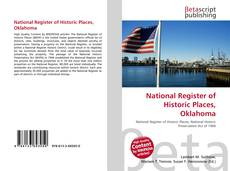 Bookcover of National Register of Historic Places, Oklahoma