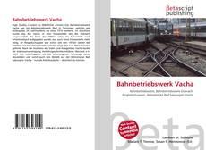 Buchcover von Bahnbetriebswerk Vacha
