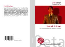 Bookcover of Patrick Fulham
