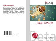 Bookcover of Trajektorie (Physik)
