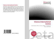 Bookcover of Vienna International Centre