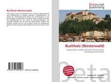 Buchcover von Buchholz (Westerwald)