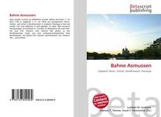 Bookcover of Bahne Asmussen