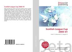 Bookcover of Scottish League Cup 2000–01