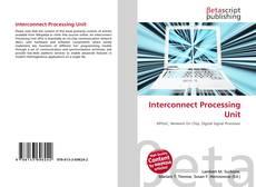Обложка Interconnect Processing Unit