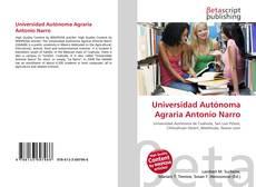 Обложка Universidad Autónoma Agraria Antonio Narro