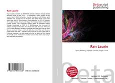 Bookcover of Ran Laurie