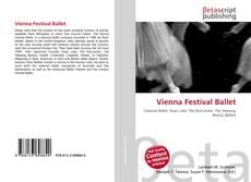 Capa do livro de Vienna Festival Ballet