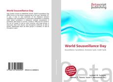 Bookcover of World Sousveillance Day