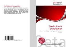 World Sports Competition kitap kapağı