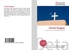 Patrick Duggan kitap kapağı