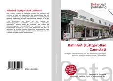 Copertina di Bahnhof Stuttgart-Bad Cannstatt