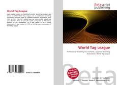 World Tag League的封面