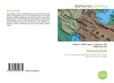 Borítókép a  Dancon/Irak - hoz