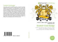 Couverture de Scottish Crest Badge