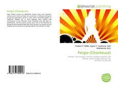 Fergie (Chanteuse) kitap kapağı