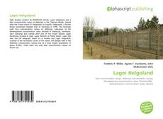 Bookcover of Lager Helgoland