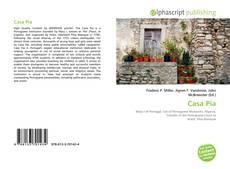 Bookcover of Casa Pia