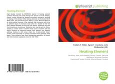 Bookcover of Heating Element