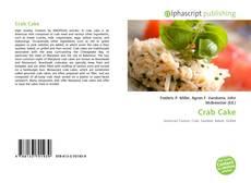 Capa do livro de Crab Cake