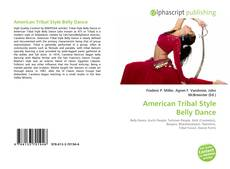 Capa do livro de American Tribal Style Belly Dance