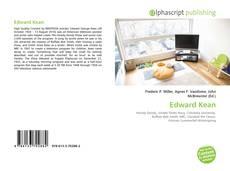 Buchcover von Edward Kean