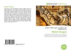 Обложка Welsh Dragon
