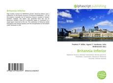Bookcover of Britannia Inferior