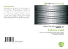 Bookcover of Britannia metal
