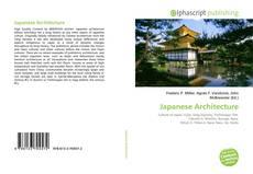 Buchcover von Japanese Architecture
