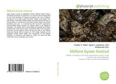 Portada del libro de Milford Oyster Festival