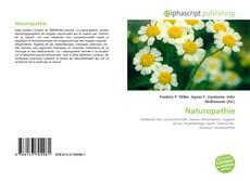 Borítókép a  Naturopathie - hoz