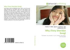 Bookcover of Why (Tony Sheridan Song)
