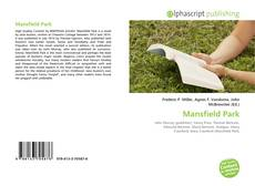 Обложка Mansfield Park