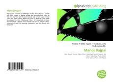 Bookcover of Manoj Bajpai