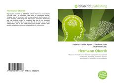 Bookcover of Hermann Oberth