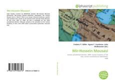 Mir-Hossein Mousavi kitap kapağı