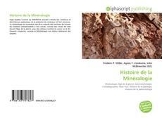 Bookcover of Histoire de la Minéralogie