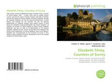 Bookcover of Elizabeth Tilney, Countess of Surrey