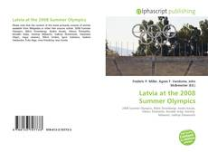 Bookcover of Latvia at the 2008 Summer Olympics
