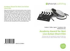 Bookcover of Academy Award for Best Live Action Short Film